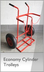 Economy Gas Cylinder Trolleys
