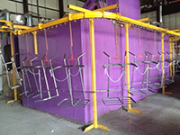 Cylinder Trolleys Being Manufactured in UK