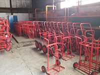 Complete Cylinder Trolleys
