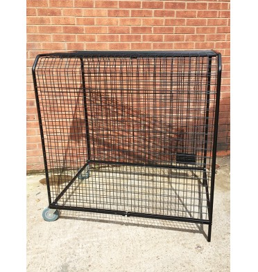 EXTRA LARGE EXPANDING SECURITY CAGE