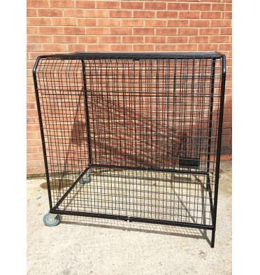 LARGE EXPANDING PET DOG CAGE