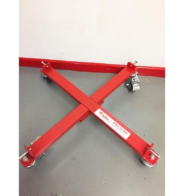 205Ltr MOBILE DRUM DOLLY