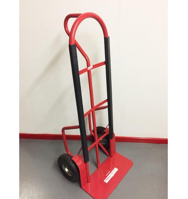 SACK TRUCK PNEUMATIC WHEELS 300KG LOAD