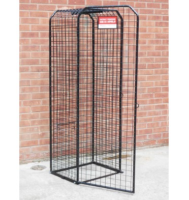 1 OR 6 EXPANDING OXYGEN/PROPANE CYLINDER CAGE