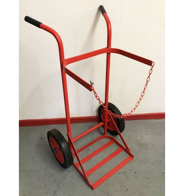 SINGLE CYLINDER TROLLEY - 1X PROPANE