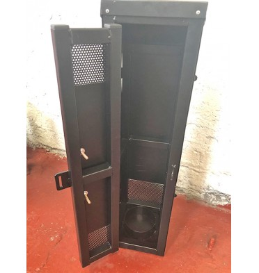 SMALL SINGLE MEDICAL OXYGEN CABINET
