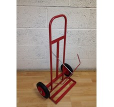 PORTABLE GAS BOTTLE TROLLEY - 2X CYLINDERS