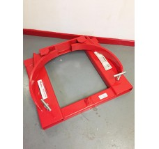 FORKLIFT DRUM CLAMP 205Ltr (KBD08)