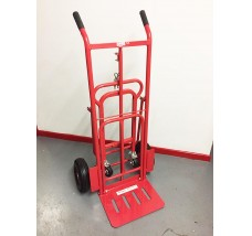 SACK TRUCK 3 IN 1 WITH PNEUMATIC WHEELS 250KG LOAD