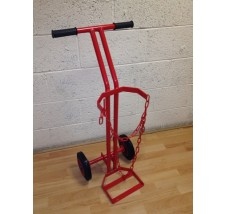 SINGLE HEAVY DUTY TROLLEY - 1X HELIUM
