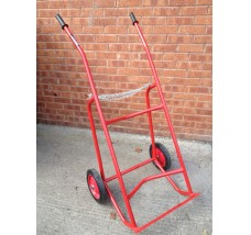 205LTR OIL DRUM HANDLING TROLLEY