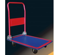 FOLDING FLATBED TROLLEY - 150kg